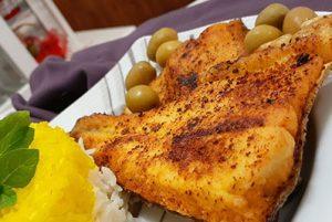ادویه مرغ و ماهی