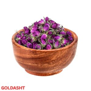 غنچه گل محمدی 100 گرم